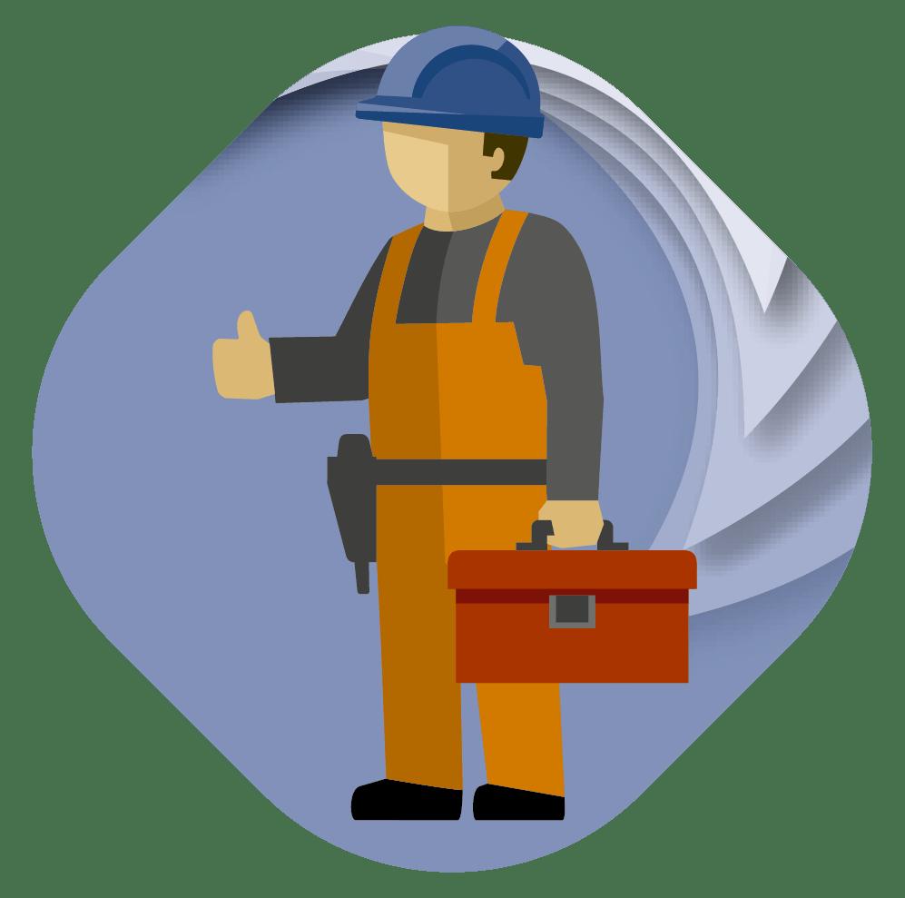 über Jongia - Installation, Service und Wartung