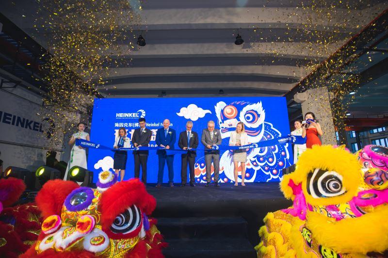 HEINKEL Gruppe expandiert in Asien: neue Montagehalle in Foshan