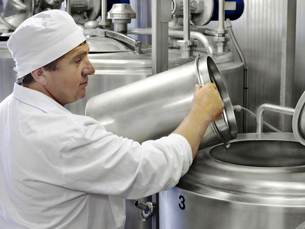 Unsere Rühr- und Mischwerken finden Einsatz in zahlreichen Anwendungen wie Lebensmitteln