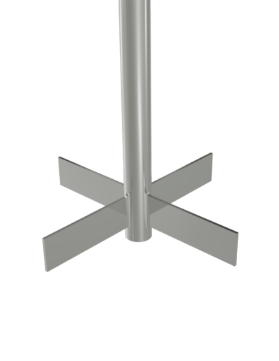 Radial-Strom-Turbine