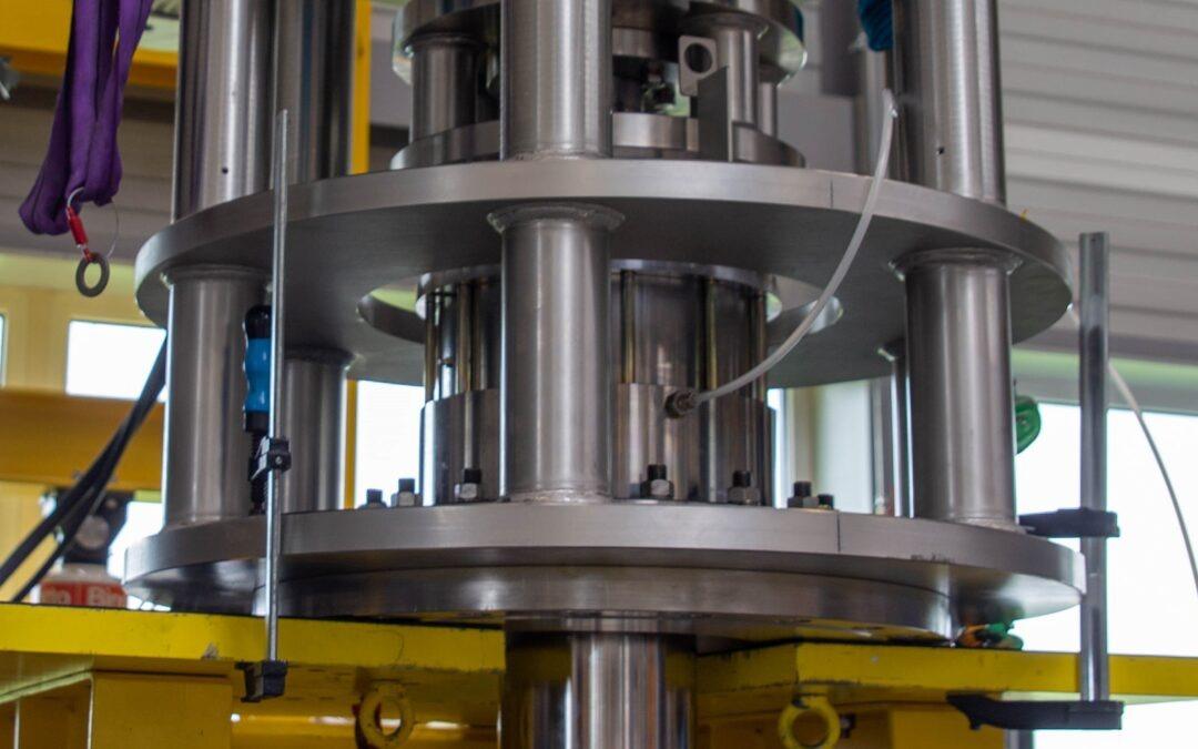 Top-Entry Rührwerk für die Herstellung von Klebstoff