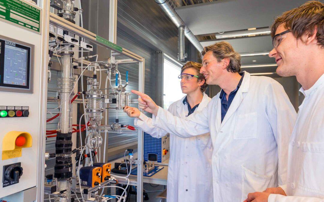 ZAP (Zernike Advanced Processing) führt Bildung, Wissenschaft und Wirtschaft zusammen